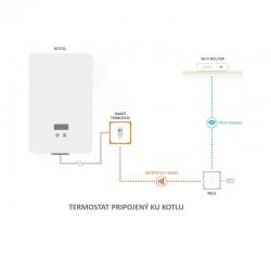 NTH-PRO termostat Netatmo schema