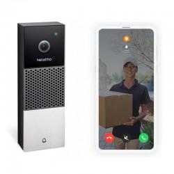 NDB-PRO inteligentný video zvonček Netatmo Doorbell - pozrite sa komunikujte s návštevou nech ste kdekoľvek