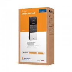 NDB-PRO video zvonček - balenie. Na produkty PRO  poskytujeme 4 ročnú záruku