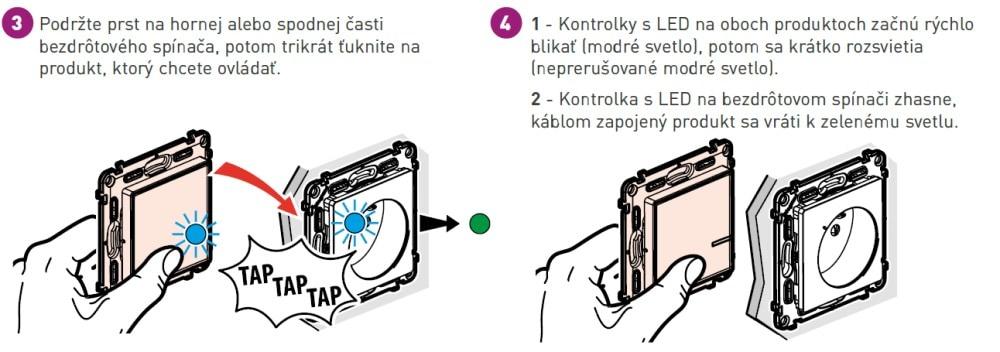 Valena Life s Netatmo postup instalacie 2